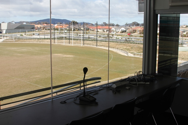 Commentary Box