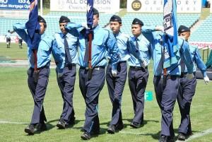 Flag Drill